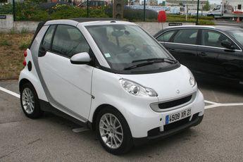Voir détails -Smart Fortwo passsion cabriolet à Chenôve (21)