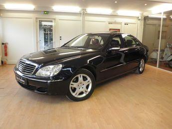 Voir détails -Mercedes Classe S 500 L BVA 4 MATIC à Bruges (33)