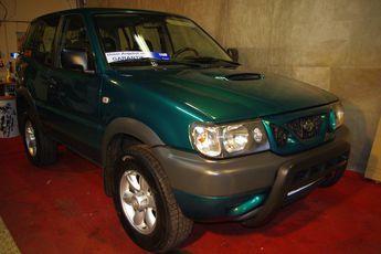 Voir détails -Nissan Terrano II 2.7L TDI 3 PORTES à Condé-Northen (57)