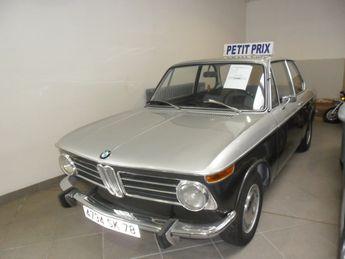 Voir détails -BMW 1600  à Chelles (77)