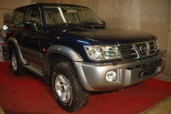 Voir détails -Nissan Patrol 3.0L DI 3 PORTES LUXURY à Condé-Northen (57)