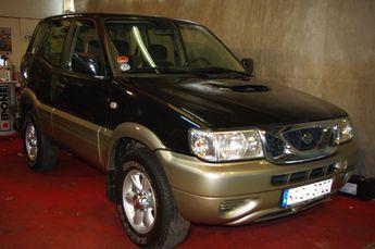 Voir détails -Nissan Terrano II 2.7L TDI 3 PORTES 1ER MAIN à Condé-Northen (57)