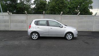 Voir détails -Chevrolet Aveo CHEVROLET AVEO 1.2 16V 5PORTES à Paris (75)