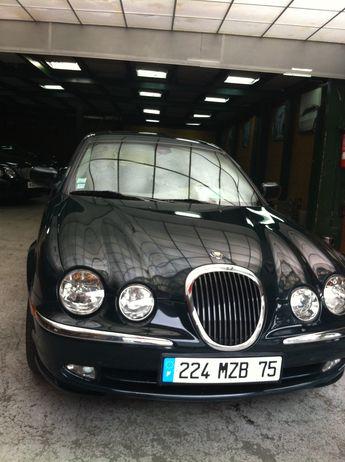 Voir détails -Jaguar S Type luxe à Aubervilliers (93)