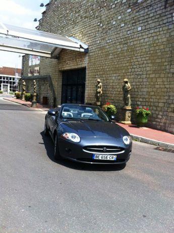 Voir détails -Jaguar XK convertible à Aubervilliers (93)