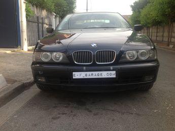Voir détails -BMW Série 5 TD PACK à  La Courneuve (93)