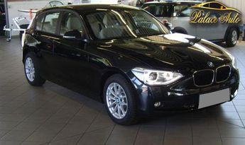 Voir détails -BMW Serie 1 1 BMW 116 i 136cv Xénon GPS Intérieur Cu à Moirans (38)