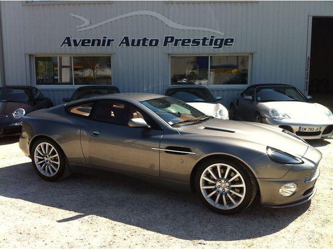 Aston martin Vanquish 5.9 V12  de