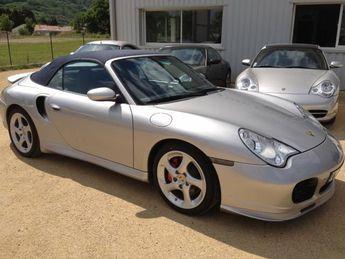 Voir détails -Porsche 911 (996) CABRIOLET TURBO S à Laveyron (26)