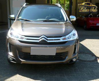 Voir détails -Citroen C4 Aircross Citroën Exclusive HDi 150cv 4WD Xenon GP à Moirans (38)