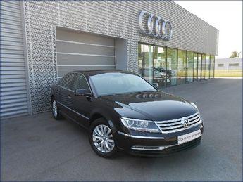 Voir détails -Volkswagen Phaeton 3.0 V6 TDI 240 FAP4Motion Tiptronic A 5p à Chalon-sur-Saône (71)