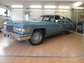 Voir détails -Cadillac Fleetwood BROUGHAM CASTILIAN à Bruges (33)