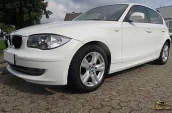 Voir détails -BMW Serie 1 1 BMW 118d 143cv DPF PDC GPS à Moirans (38)