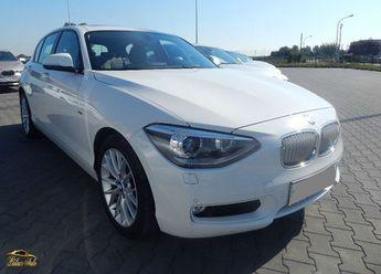 Voir détails -BMW Serie 1 1 BMW 118d Urban Line 143cv Toit ouvrant à Moirans (38)