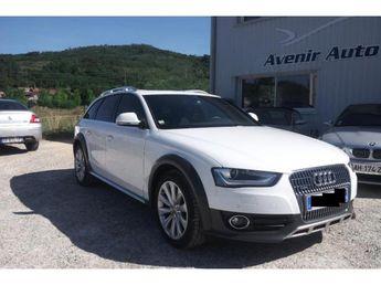 Voir détails -Audi A4 allroad à Laveyron (26)