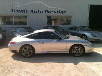 Voir détails -Porsche 911 type 996 996 4 s COUPE à Laveyron (26)
