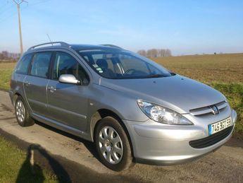 Voir détails -Peugeot 307 sw 2.0 HDi90 à Hon-Hergies (59)