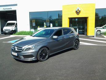 Voir détails -Mercedes Classe A MERCEDES A 200 CDI AMG FASCINATION 7G TR à  La Talaudière (42)