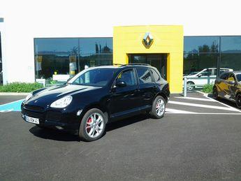 Voir détails -Porsche Cayenne PORSCHE CAYENNE TURBO NOIR FULL CUIR NOI à  La Talaudière (42)