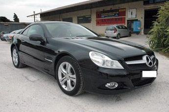Voir détails -Mercedes SLS 350 cabriolet à Ollioules (83)