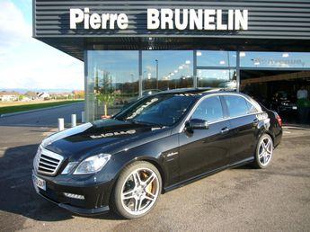 Voir détails -Mercedes Classe E MERCEDES E 63 AMG à Villerest (42)