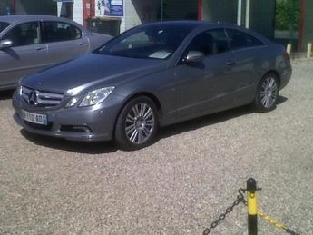 Voir détails -Mercedes Classe E 350 CDI Executive BE BA à Bègles (33)