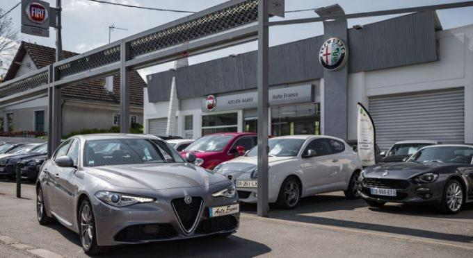 FIAT NEUILLY SUR MARNE FIAT AUTO-FRANCE